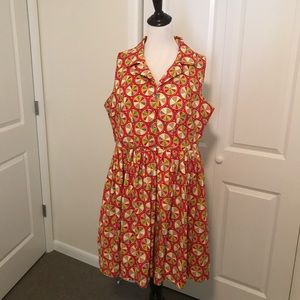 Bra & Dot Palette on Parade Dress